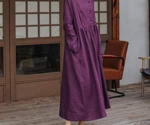 etsy, womens dress, and maxi dress image