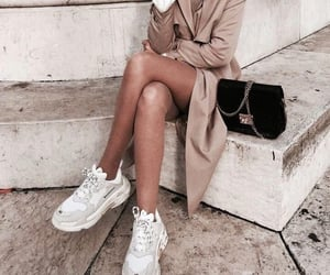 accessories, tanned toned body, and handbag image