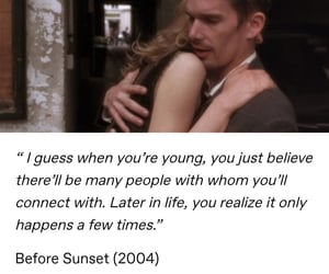 2004, before sunset, and quotes image