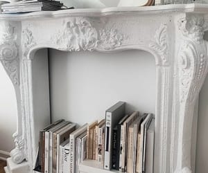 aesthetic, books, and deco image