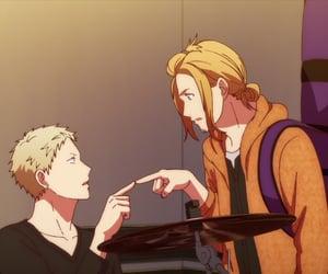 haruki, akihiko, and anime image