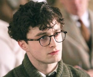 academia, kill your darlings, and daniel radcliffe image