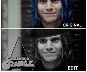 evanpeters, americanhorrorstory, and ahs image