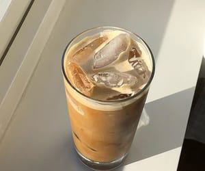 drink, aesthetic, and coffee image