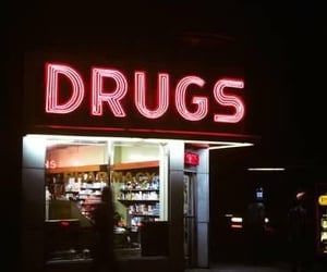 drugs, drugstore, and led image