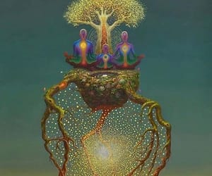 growth, be at peace, and elevate your vibration image