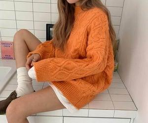 girl, kfashion, and outfit image