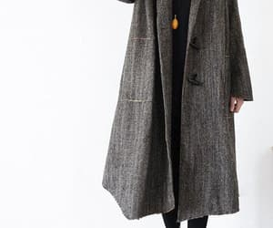 etsy, winter coat, and womens coat image