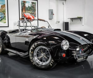 yes please, made in america, and shelby cobra 427 image