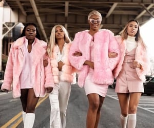 fashion, queens, and squad image