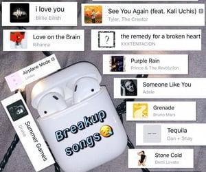 demi lovato, Drake, and music image