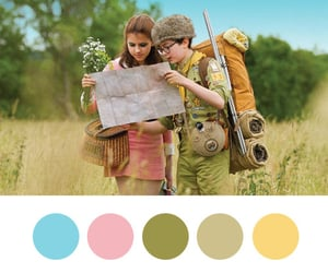 film, wes anderson, and monrise kingdom image