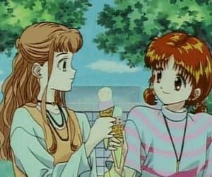 anime, retro, and gif image