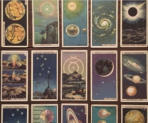 planets, art, and astrology image