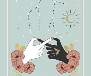 art, zodiac, and astrology image