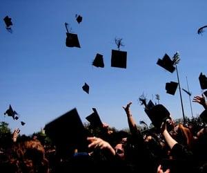 classmates, event, and graduation image