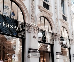 Versace, aesthetic, and theme image