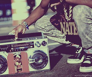 swag, music, and boy image