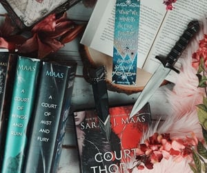 books, series, and acotar image