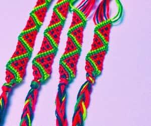 beauty, bracelets, and diy image