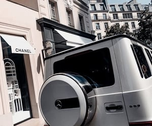 chanel, luxury, and mercedes image