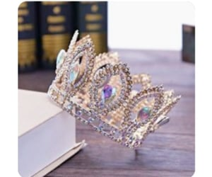 bling, queens, and royalty image