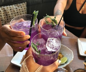 drink, Cocktails, and pretty image