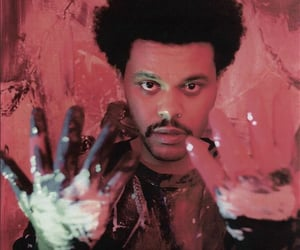 abel, After Hours, and the weeknd image