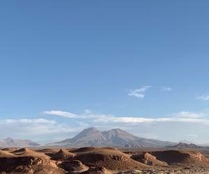 beautiful, desert, and chile image