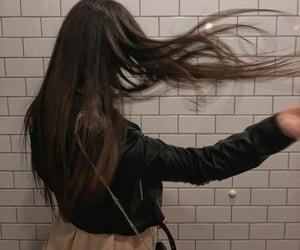 boss, girl, and hair image