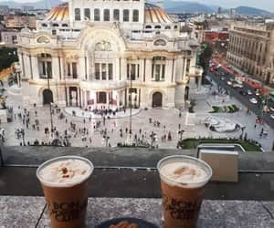 city, coffee, and france image