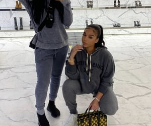 lori harvey and taina williams image