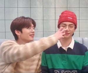 lq, hyunjin, and hyunho image