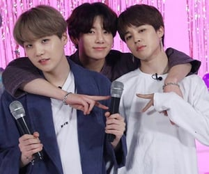 lq, jimin, and yoongi image