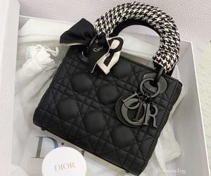 bag, handbag, and dior image