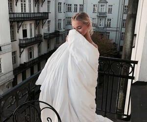 girl, fashion, and morning image