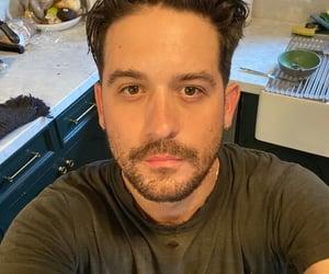 beard, selfie, and g eazy image