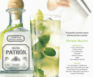 ads, patron, and recipe image