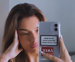 girls, mirror selfie, and lexi jayde image