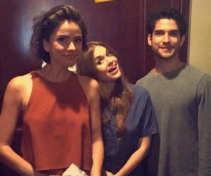 teen wolf, shelley henning, and tyler posey image