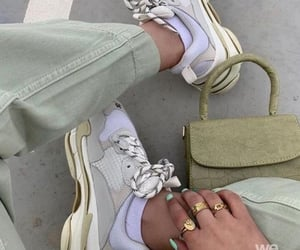 Balenciaga, sneakers, and fashion image
