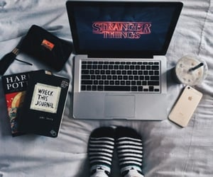 iphone, stranger things, and alternative image