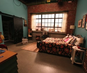 room, new girl, and decor image