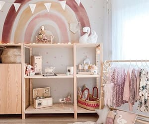 bedroom, child, and design image