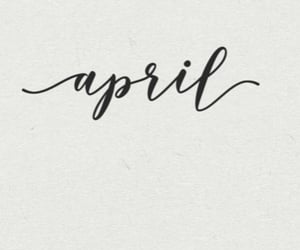 caligraphy, spring, and text image
