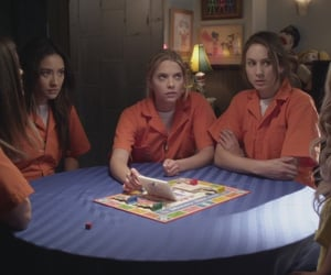 pretty little liars, the dollhouse, and pll image