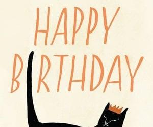 cats and happy birthday image