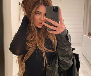 kylie jenner, beauty, and hair image