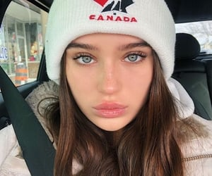 canada, girl, and clear skin image