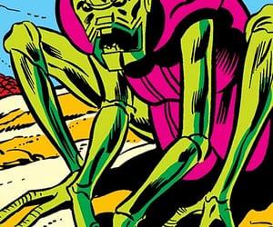 comics, Marvel, and Fantastic Four image